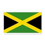 Jamaica 22x14 Wall Peel