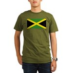 Jamaica Organic Men's T-Shirt (dark)