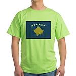 Kosovo Green T-Shirt