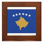 Kosovo Framed Tile
