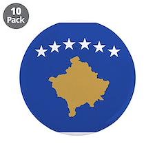 "Kosovo 3.5"" Button (10 pack)"