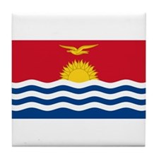 Kiribati Tile Coaster
