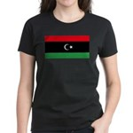 Libya Women's Dark T-Shirt
