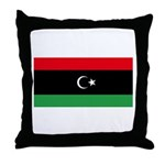 Libya Throw Pillow