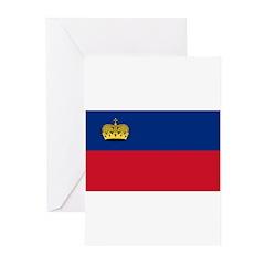 Liechtenstein Greeting Cards (Pk of 10)