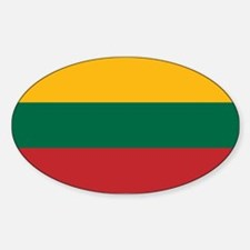 Lithuania Decal