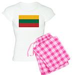 Lithuania Women's Light Pajamas