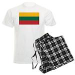 Lithuania Men's Light Pajamas
