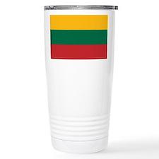 Lithuania Travel Mug
