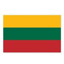 Lithuania Postcards (Package of 8)