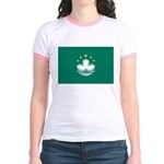Macau Jr. Ringer T-Shirt