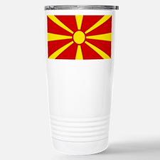 Macedonia Travel Mug
