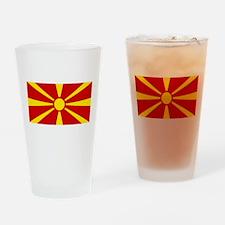 Macedonia Drinking Glass