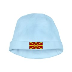 Macedonia baby hat