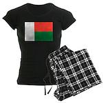 Madagascar Women's Dark Pajamas