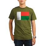 Madagascar Organic Men's T-Shirt (dark)