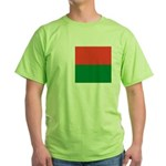 Madagascar Green T-Shirt