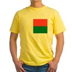 Madagascar Yellow T-Shirt