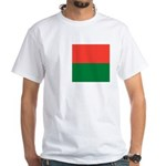 Madagascar White T-Shirt