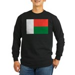 Madagascar Long Sleeve Dark T-Shirt