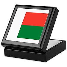 Madagascar Keepsake Box
