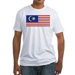 Malaysia Fitted T-Shirt