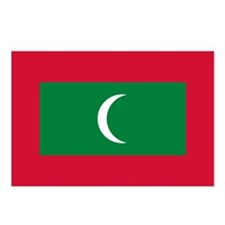 Maldives Postcards (Package of 8)