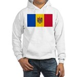 Moldova Hooded Sweatshirt