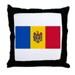 Moldova Throw Pillow