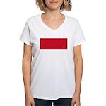 Monaco Women's V-Neck T-Shirt