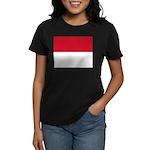 Monaco Women's Dark T-Shirt