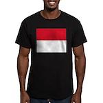Monaco Men's Fitted T-Shirt (dark)
