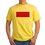 Monaco Yellow T-Shirt