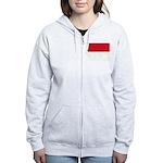 Monaco Women's Zip Hoodie