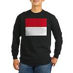 Monaco Long Sleeve Dark T-Shirt