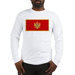 Montenegro Long Sleeve T-Shirt