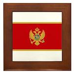 Montenegro Framed Tile