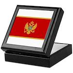 Montenegro Keepsake Box