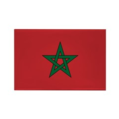 Morocco Rectangle Magnet (10 pack)