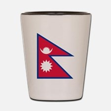 Nepal Shot Glass