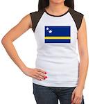Curaçao Women's Cap Sleeve T-Shirt