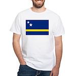 Curaçao White T-Shirt
