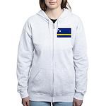 Curaçao Women's Zip Hoodie