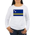 Curaçao Women's Long Sleeve T-Shirt