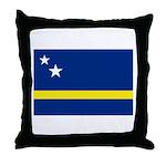 Curaçao Throw Pillow