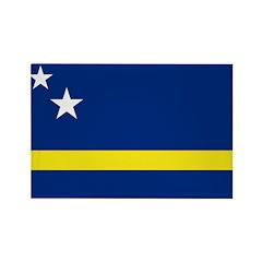 Curaçao Rectangle Magnet (100 pack)