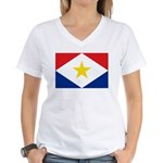 Saba Women's V-Neck T-Shirt