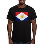 Saba Men's Fitted T-Shirt (dark)