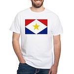 Saba White T-Shirt