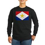 Saba Long Sleeve Dark T-Shirt
